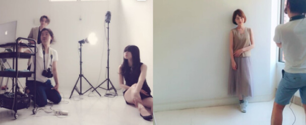 PHOTO SHOOTING